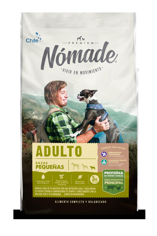 Nómade Alimento para Perros Adultos Razas Pequeñas