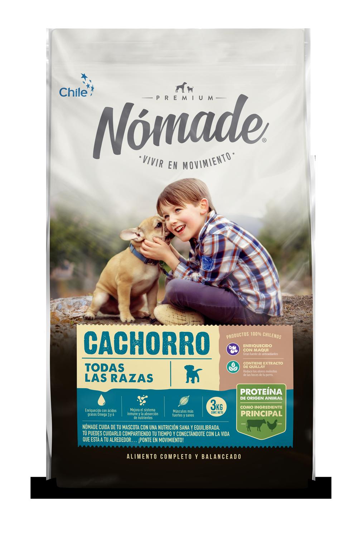 Nómade Alimento para Perros Cachorros