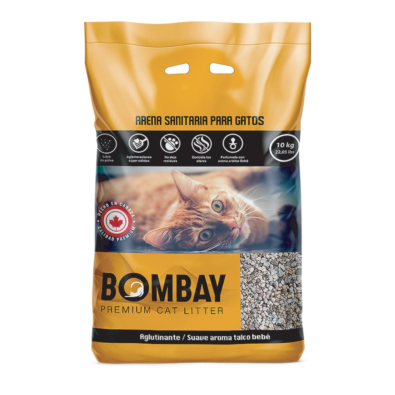 Bombay Arena Sanitaria Premium para Gatos